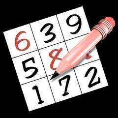 Hraj zadarmo sudoku právě teď